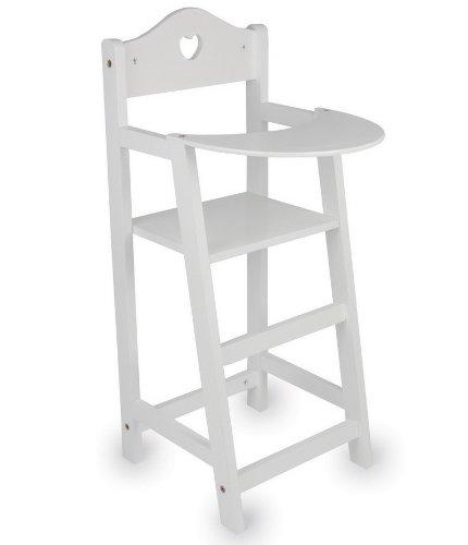 Poupées chaise haute