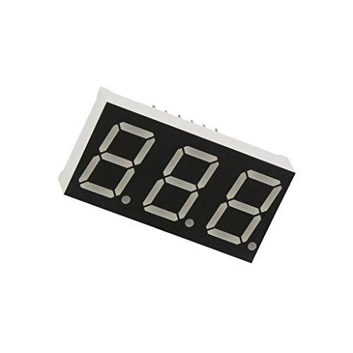 2X OPD-T5620LA-BW Display: LED 7-segment 14.2mm 0.56