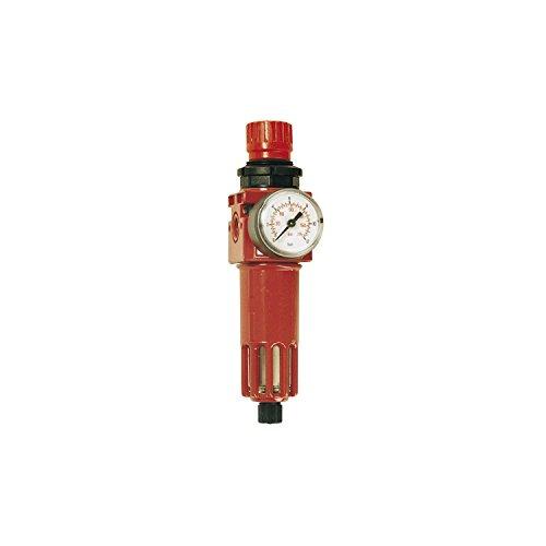 """ELMAG 42521 Druckluft Filterdruckminderer mit Anschlussgewinde 1/4"""""""