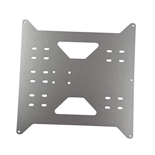 VIKTK Upgrade Y Carriage Plate Fit For Wanhao Duplicator I3 /Monoprice Maker Select V1/V2/V2.1/Plus 3D Printers