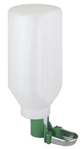 Kerbl 74302 Kaninchentränke mit Edelstahl- tasse