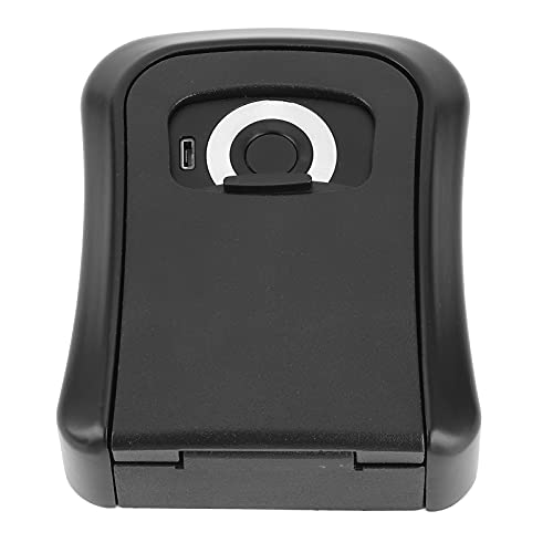 Caja De Llaves De Huellas Dactilares, Caja De Bloqueo De Llaves De Autorización Remota Para Empresas Para Almacenes Para Familias