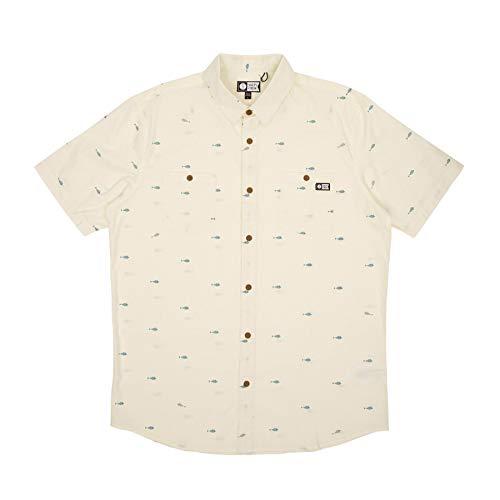 Salty Crew Herren Hemd kurz Provisions Shirt