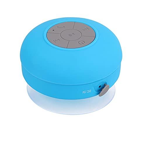 AMYMGLL Altavoz Portátil Bluetooth Reducción De Ruido Subwoofer Sports Outdoor Sports Mini Design Adecuado para La Fiesta De Viajes Sports Street Steeo Inalámbrico Altavoz,A