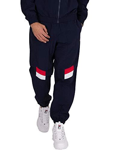 Fila Heren Zaim Cut joggingbroek met naaiwerk, Blauw