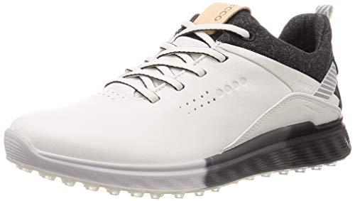 ECCO Damen S-Three Gore-tex Golfschuh, Weiá (weiß), 38/38.5 EU