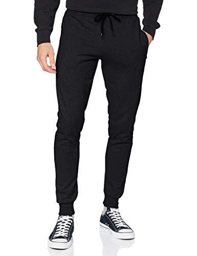 FM London Hyfresh Slim Fit, Pantaloni sportivi Uomo, Avorio (Charcoal 22), Large