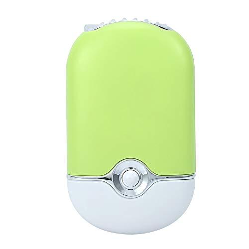dgtrhted Portátil USB Mini Aire Acondicionado Aire Acondicionado Extensión de la pestaña Pegamento Herramienta de Secado rápido Verde