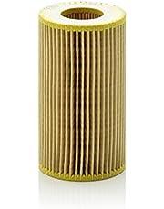 Original MANN-FILTER Filtro de aceite HU 718/1 K – evotop – Para automóviles y furgonetas
