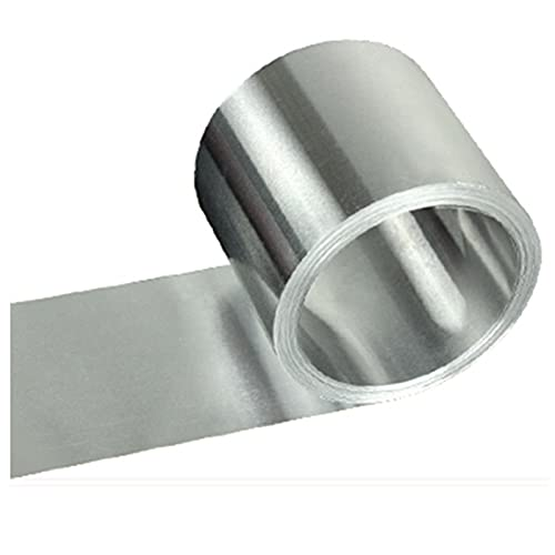 1060铝带铝箔板DIY材料,长度:5m,(厚度:0.6mm,宽度:30mm)
