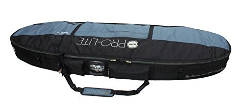 Pro-Lite Finless Coffin Surfboard Travel Bag Double/Triple (2-3 Boards) 6'6