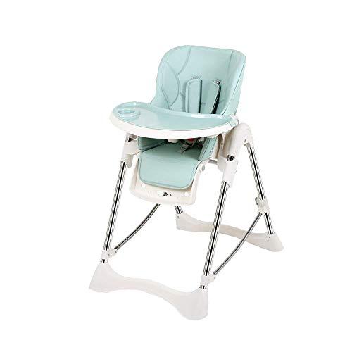 GZQDX Kinderesszimmerstuhl - Sitz, Baby-Sitz mit Tablett, Wandelt EIN Zusatzsitz und Hochstuhl, Babysitz
