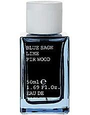 Korres Eau de Toilette (Aroma: salvia blu, lime, legno di abete) - 50ml.