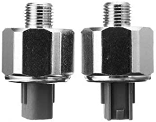2PCS Car Knock Sensor 89615-12090 for Toyota Lexus Avalon Camry Sienna