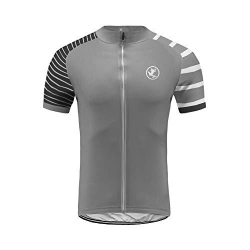 Uglyfrog SYT03 Abbigliamento Ciclismo Uomo Asciugatura Veloce Maglia Manica +Pantaloncini Abbigliamento da Ciclismo Abbigliamento Sportivo da Equitazione