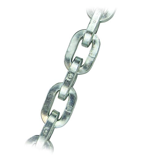 VULCAN Premium Case-Hardened Security Chains - 5/16 Inch...