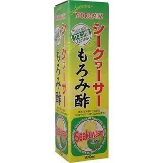 シークヮーサーもろみ酢 900mL【2個セット】