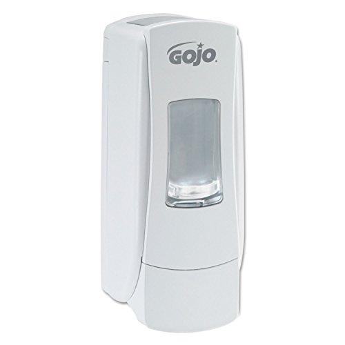 GOJO 878006CT ADX-7 Dispenser 700mL White 6/Carton