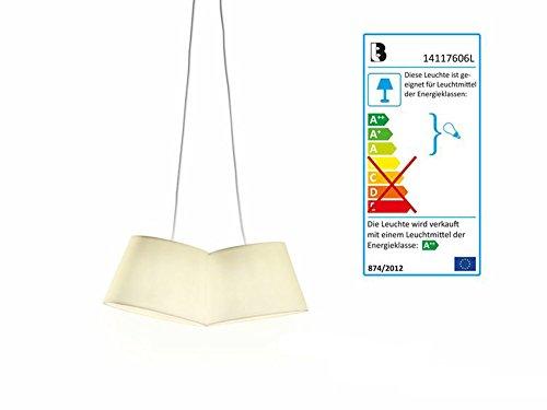 Livarno Lux - Lampada a sospensione a LED per interni, colore: Beige