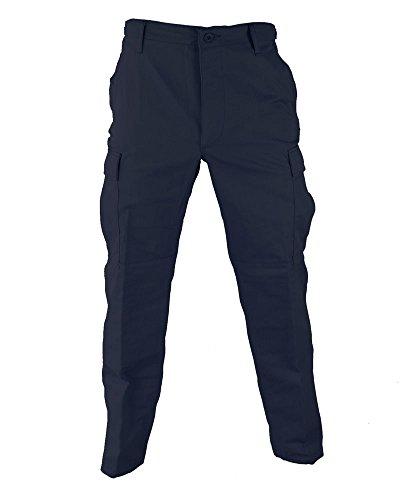Propper Uomo Uniform BDU Pantaloni LAPD Navy Taglia XXL Reg