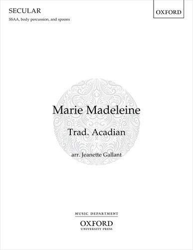 Marie Madeleine (SSAA)
