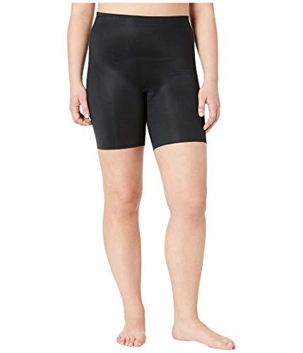SPANX Plus Size Suit Your Fancy Butt Enhancer Very Black 3X - Regular