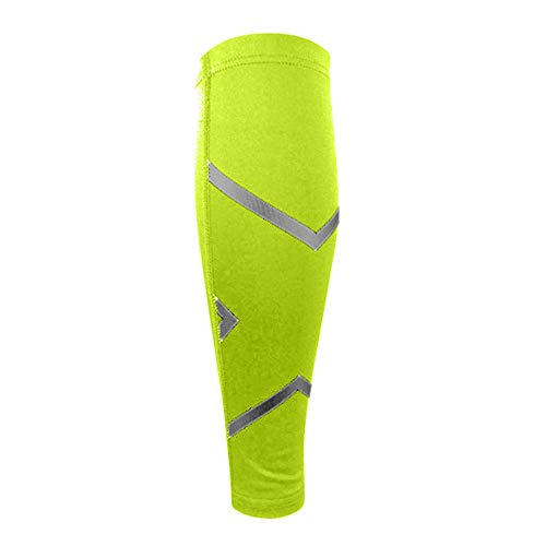 Compression Calf Sleeve, Performance Design Promotes Blood Flow and Offers Compression & Support for All Lifestyles