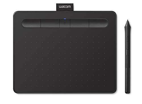 【Amazon.co.jp限定】ワコム ペンタブレット Wacom Intuos Smallワイヤレス クリスタ付き ブラック データ...