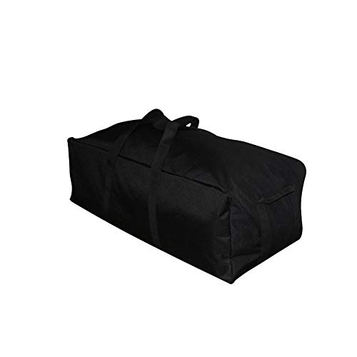 Travel Duffel Bags Bike Backpacks Sports Bag Outdoor Water Reasistant Lightweight Zipper Oversize Durable Black 50L 100L 150L (150L)