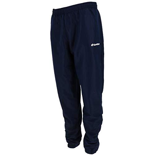 Lotto - Milano Cuff DB Navy Pant - Pantalon de survêtement - Bleu Marine/Bleu Nuit - Taille M