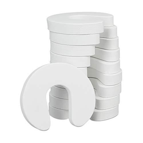 color blanco ABUS 76974/Bisagra Ranura para Nessa jc5100/a