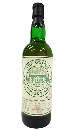 Glenfarclas - SMWS Scotch Malt Whisky Society 1.72-1966 30 year old Whisky