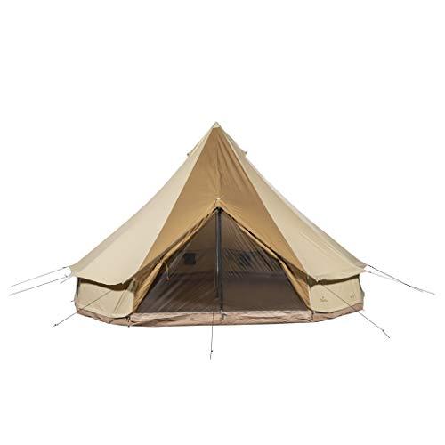 TETON Sports Sierra 12 Canvas Bell Tent; Waterproof ...