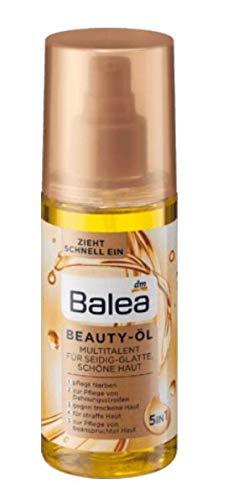 Körperöl Beauty-Öl - Multitalent für seidig-glatte, schöne Haut - gegen Dehnungsstreifen - Gegen trockene Haut - Zur Pflege von beanspruchter Haut - 150 ml