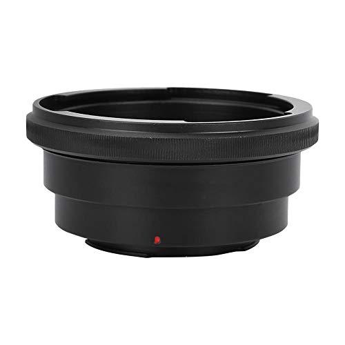 Goshyda Objektivadapterring, Metallmaterial Nicht verformter Objektivadapter für Pentacon 6 Kiev 60 Objektiv für Nikon AI F-Kamera