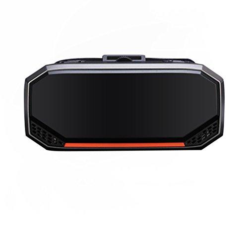 VR Virtual Reality Lunettes 3D One Machine Head-dressing Cinéma Jeu Smart Helmet 3D One Machine Facile à transporter