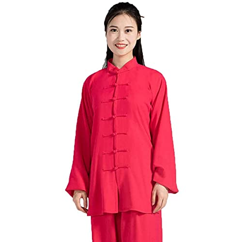HZWDD Tai Chi Kleidung Frauen Sommer...
