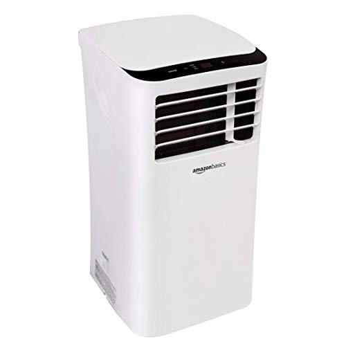 Amazon Basics Portable Air Conditioner with Remote - Cools 400 Square Feet, 10,000 BTU