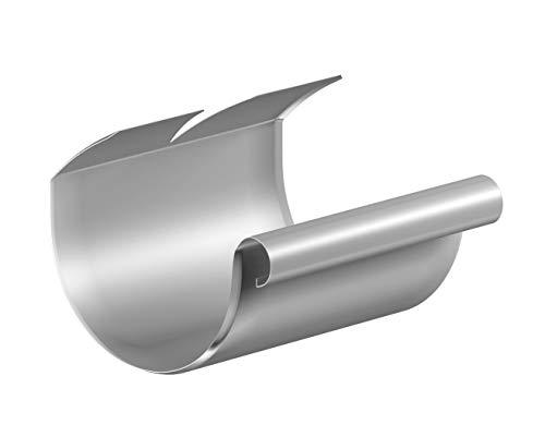 Dachrinnenverbinder Aluminium NW 80mm