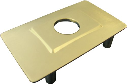 Abus PZS B C - Escudo, color bronce