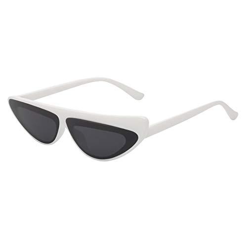 ODJOY-FAN Occhiali di Protezione da Sole Donna Occhio Gatto Retro Vintage Stile Da Retrò Per Vista Moda Essenziali Eyewear Eyeglasses