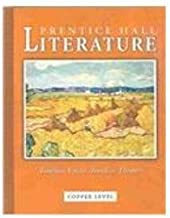 Best prentice hall literature timeless voices timeless themes copper level Reviews