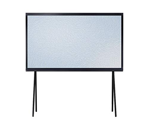 Samsung LS01R The Serif 123 cm (49 Zoll) QLED Lifestyle Fernseher (Serif Ambient Mode, Ultra HD, HDR, Smart TV, Nachtblau) [Modelljahr 2019]