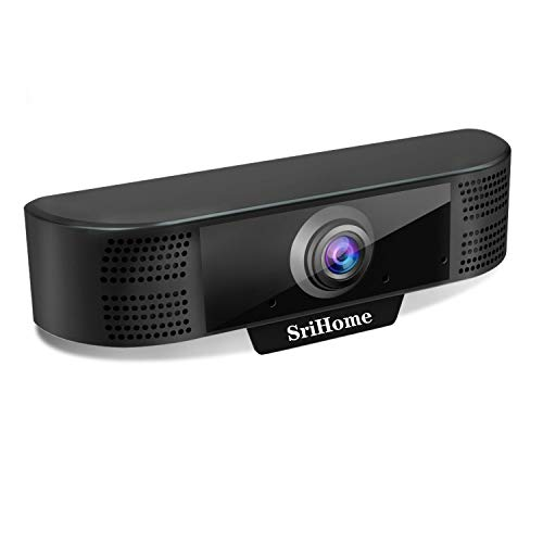 1080P Full HD-Webcam mit Mikrofon, USB 2.0/3.0-Webkamera für PC, Plug-and-Play-Computer-Webcam für Videoanrufe, Laptop, Facebook, Live-Streaming, YouTube, Spiele und Konferenzen