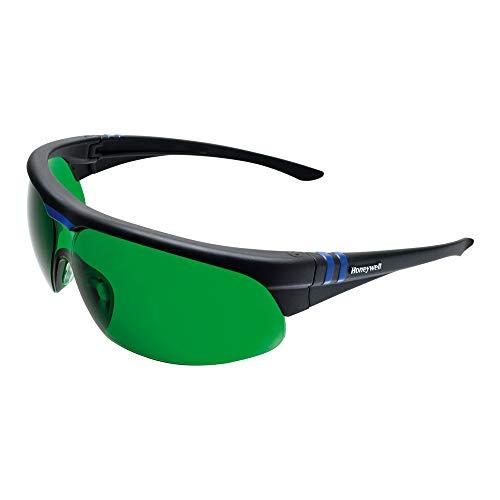 HONEYWELL Schweißer-Schutzbrille Millenia 2G | Rahmen: schwarz | Sichtscheibe Schutzstufe IR5 | 1 Stück