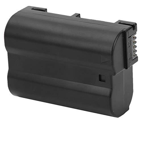 Shipenophy Batería Recargable para Cámara, 2700Mah Batería De Cámara De Alta Velocidad De Gran Capacidad Contactos De Cobre Puro para Cámara V1 D500 D600 D610 D750 D800 D7000 D7200