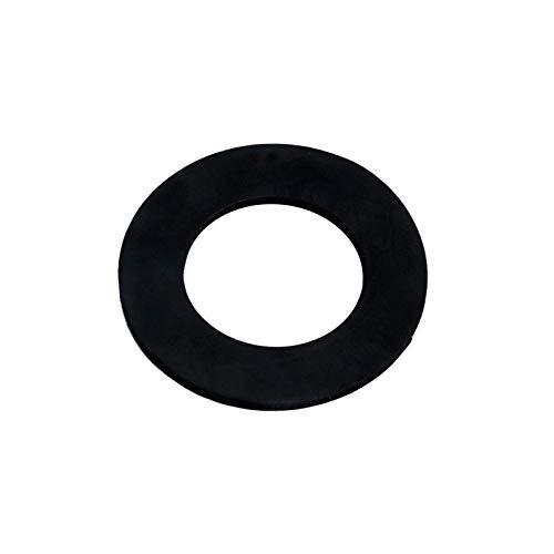 WNJ-TOOL, 5pcs Schwarze Gummi-Flachdichtung 3/4 '' 1 '' 2 '' 3 '' 4 '' Schnell Montag Dichtgummiring Dichtung NBR Flachdichtung Unterlegscheibe (Größe : 47x65x5mm)