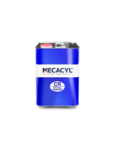 Mecacyl CR - Bidon 1 Litre - Hyper-Lubrifiant - Spécial Vidange Moteurs 4 temps - Essence, Diesel, Hybride, Gaz