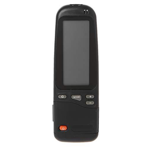 Supefriendly Telecomando del condizionatore d'Aria per RC3 231N1, Sostituzione del Telecomando Universale Compatibile con Electra/Emailair/Elco RC3 23IN1