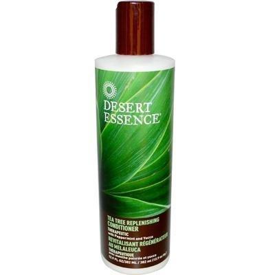 Desert Essence Tea Tree Replenishing Conditioner Therapeutic - 12.9 fl oz by Desert Essence [Beauty] (English Manual)